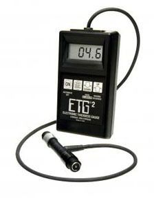 54372 by PRO MOTORCAR - Electronic Paint Thickness Gauge ETG-2