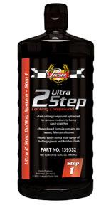 139308 by PRESTA - Ultra 2-Step Cutting Compound, 8oz