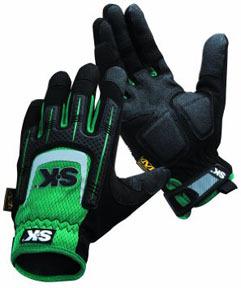 SKA100014 by SK HAND TOOL - M-Pact Mechanics Glove, XL