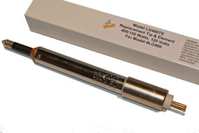 """LG400TE by WALL LESK - Replacement 1/4"""" Pyramid Tip and Element"""