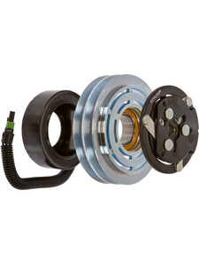 22-04647 by OMEGA ENVIRONMENTAL TECHNOLOGIES - CLUTCH 132mm 2A GROOVE 12V FITS 4647/4646/4639