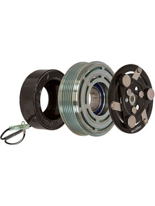 22-04969 by OMEGA ENVIRONMENTAL TECHNOLOGIES - CLUTCH PV6 110mm TRS090 OUT OF 20-04969