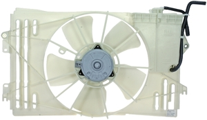 25-62063 by OMEGA ENVIRONMENTAL TECHNOLOGIES - COOLING FAN Assembly 03-05 COROLLA / MATRIX