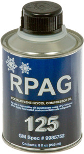 41-50055 by OMEGA ENVIRONMENTAL TECHNOLOGIES - OIL 8oz BVA RPAG-125 GM APPROVED 9985752