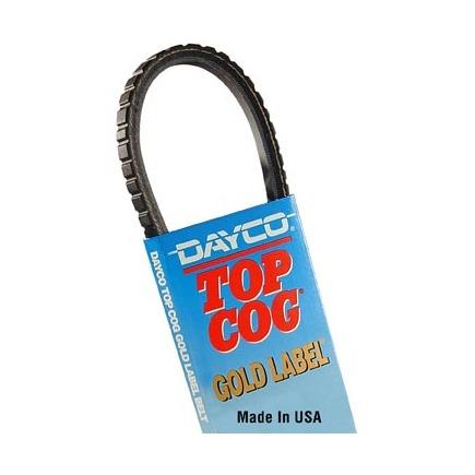 Dayco 17550 - Top Cog Gold Label V Belt