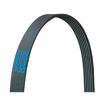 Dayco 5081055 - Poly Rib Gold Label Belt