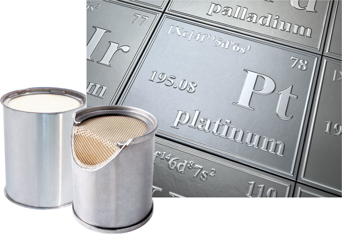 Platinum Metallurgy