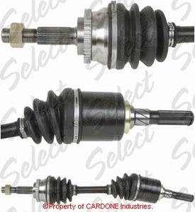 66-6172 by A-1 CARDONE IND. - CV DRIVE AXLES