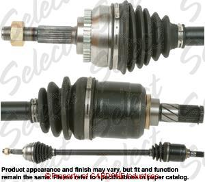 66-6202 by A-1 CARDONE IND. - CV Drive Axles