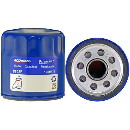 Pf48e By Ac Delco Engine Oil Filter