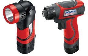 """ARD847L by ACDELCO - 8V 1/4"""" HEX DRILL DRIVER"""