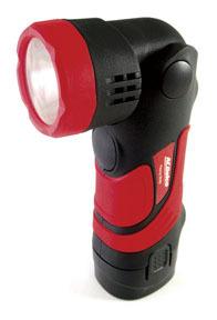 ARL836 by ACDELCO - Li-ion 8V 1wat LED Flashlight