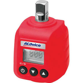 """ARM602-3 by ACDELCO - 3/8"""" Digital Torque Adapter"""
