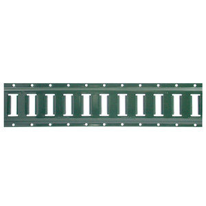 48117-25-120.00 by ANCRA - Series E Horizontal Track-10' (Grey)