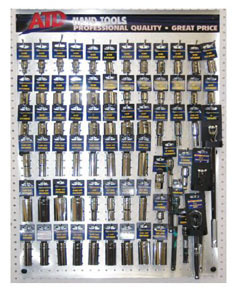 "20003-3 by ATD TOOLS - 1/2"" 6PT SCKT DISPLAY DROP SHP"