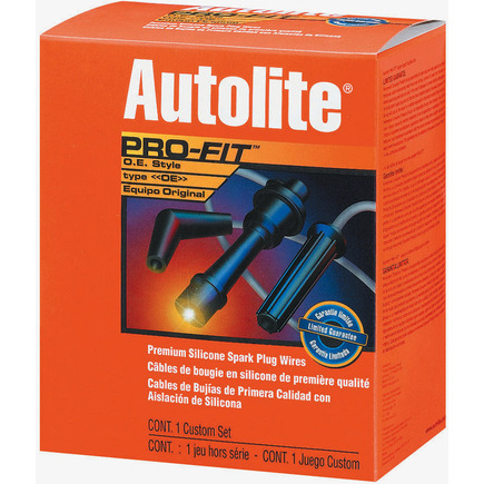 86279 by AUTOLITE - SPARK PLUG WIRE