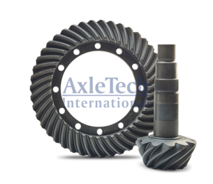 A41512-1-358 by AXLETECH - Hypoid Spiral Bevel - Heavy Duty