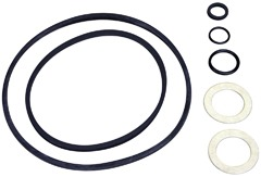 100-GK by BALDWIN - Complete Gasket Kit for Dahl Model 100