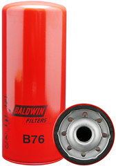 B76 by BALDWIN - Full-Flow Lube Spin-on Filter