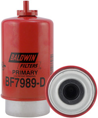BF7989-D by BALDWIN - Fuel/Water Separator Element with Drain