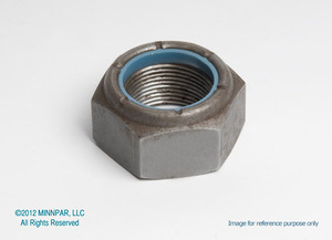 "27C93 by BARBER GREEN-REPLACEMENT - 7/16"" HEX NUT"