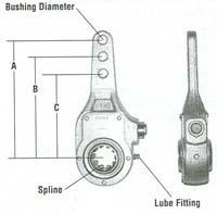 manual slack adjusters air brakes