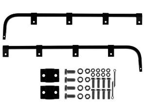 B25 by BETTS INDUSTRIES - Straight Bar Type Mud Flap Hanger