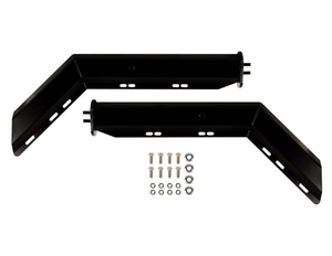 B673025NTBK by BETTS INDUSTRIES - Angled Spring Loaded Mud Flap Hanger Kit