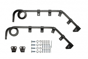 B86 by BETTS INDUSTRIES - Angled Bar Type Mud Flap Hanger