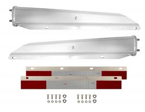 B803000RTSK by BETTS SPRING - Tapered Spring Loaded Mud Flap Hanger Kit