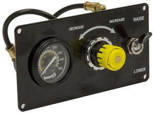 6451051 by BUYERS PRODUCTS - Lift Axle Control Assembly with Toggle Air Valve