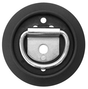 B705 by BUYERS PRODUCTS - Rope Ring with Plastic Surface Mount