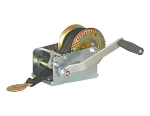 HW2000S by BUYERS PRODUCTS - Hand Winch 2000 Pound Capacity
