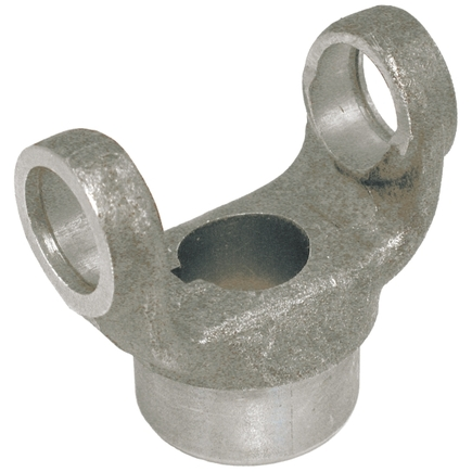 B24503 by BUYERS PRODUCTS - 1310 END YOKE,1-1/8inRD,1/4in KWY