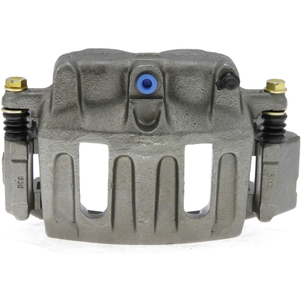 By centric semi loaded brake caliper for 65033