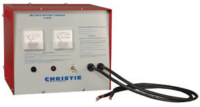 L-1240 by CHRISTIE - BATTERY CHARGER