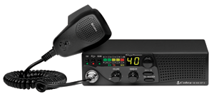 18WXSTII by COBRA ELECTRONICS CORPORATION - 18 WX ST II with SoundTracker