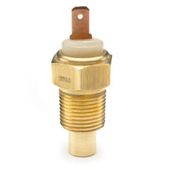 84236BX by COLE HERSEE - Temperature Switch 12/24V, 2 Positions, SPST, Momentary