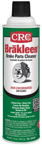 05088 by CRC IND - Brakleen® Brake Parts Cleaner - Non-Chlorinated, 14 Wt Oz