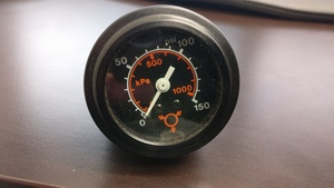 07253-00 by DATCON INSTRUMENT CO. - Dual Pressure – Air (mechanical)