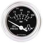 100175 by DATCON INSTRUMENT CO. - Pressure - Oil