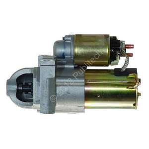 26483 by DELCO REMY - REMANUFACTURED STARTER