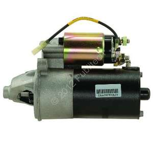 28662 by DELCO REMY - REMANUFACTURED STARTER