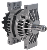 8600078 by DELCO REMY - ALTERNATOR-DR 28SI.180A.PAD