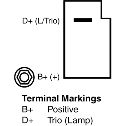 Denso Wiring Diagram as well Wiring Diagram For Wilson Alternator moreover Delco Remy 13354 likewise 3 Phase Voltage Regulator Wiring Diagram moreover Delco Remy 14227. on delco alternator external regulator