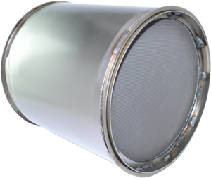 DC1-0032 by DENSO POWEREDGE - PowerEdge Diesel Particulate Filter - DPF for Cummins ISX (Including Gaskets)
