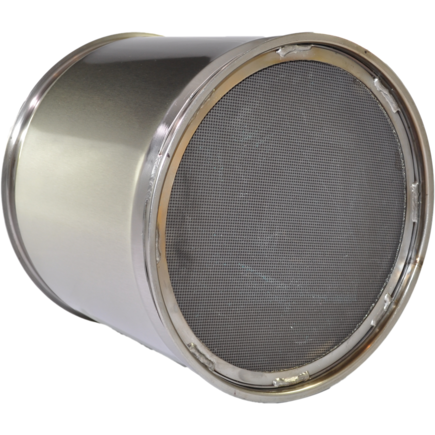 DC1-0031 by DENSO POWEREDGE - PowerEdge Diesel Particulate Filter - DPF for Cummins ISM, ISL (Including Gaskets)