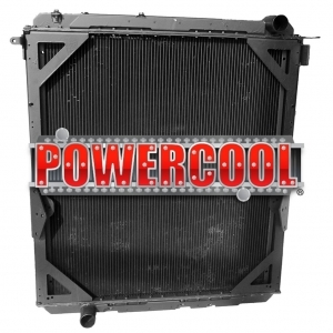 FR59OCBO by DETROIT RADIATOR CORP - Freightliner Radiator - Fits 2007 - 2013 Cascadia/Sterling with DD15 Mercedes Engine