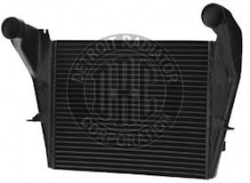 MK15A by DETROIT RADIATOR CORP - Charge Air Cooler for 1998-2004 Mack RD and 2002-2007 Mack CV Granite