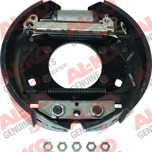 """K2353600 by DEXTER AXLE - Brake Kit - Electric 12"""" x 2"""" - RH, Replaces AL-KO, Hayes Axle right hand 12"""" x 2"""" electric brake assembly or 7,000 lbs. Capacity (K363233.1)"""